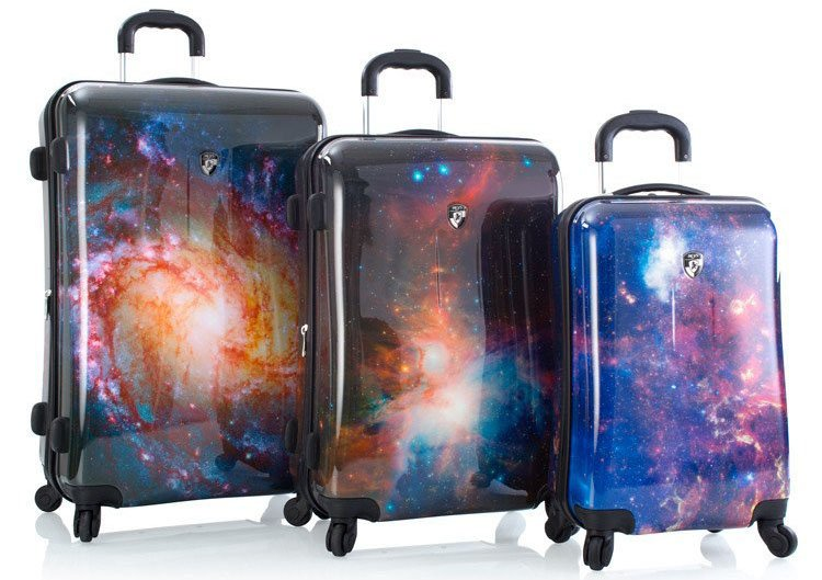 Чемодан гигант 105 л Heys Cosmic Outer Space (L)