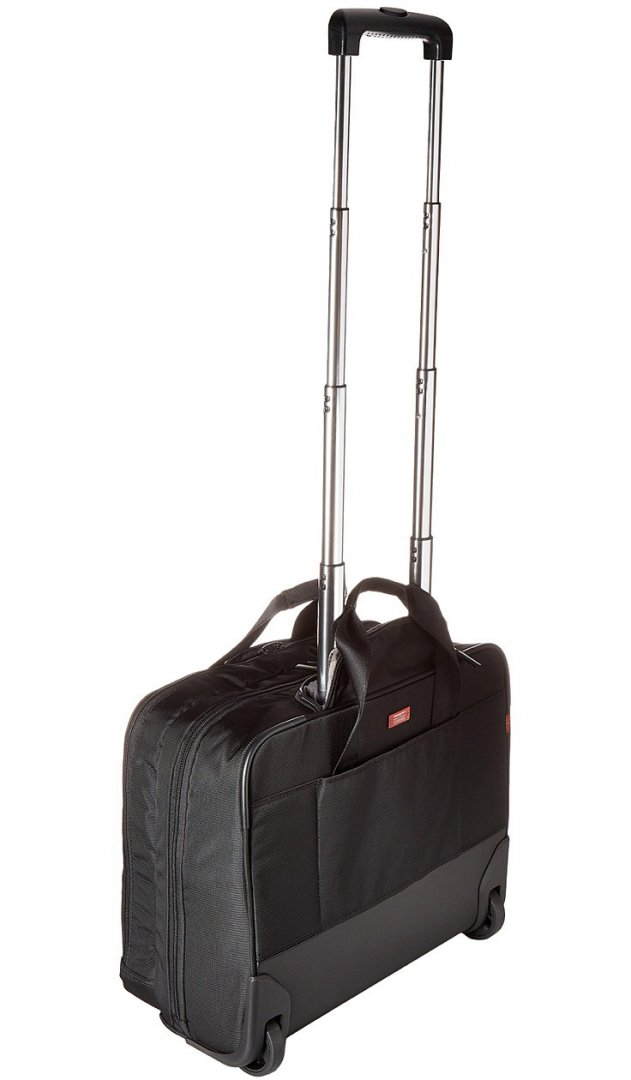 "Кейс пилот 34 л Hedgren Red Tag Mobile Office 15.6"" Rotor Black"