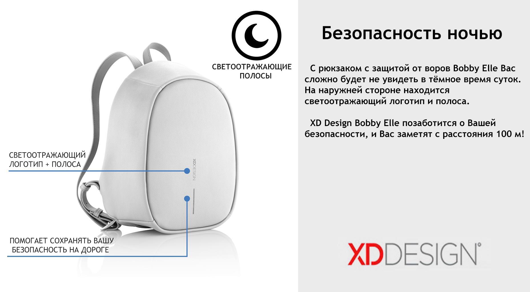 Рюкзак XD Design Bobby Elle
